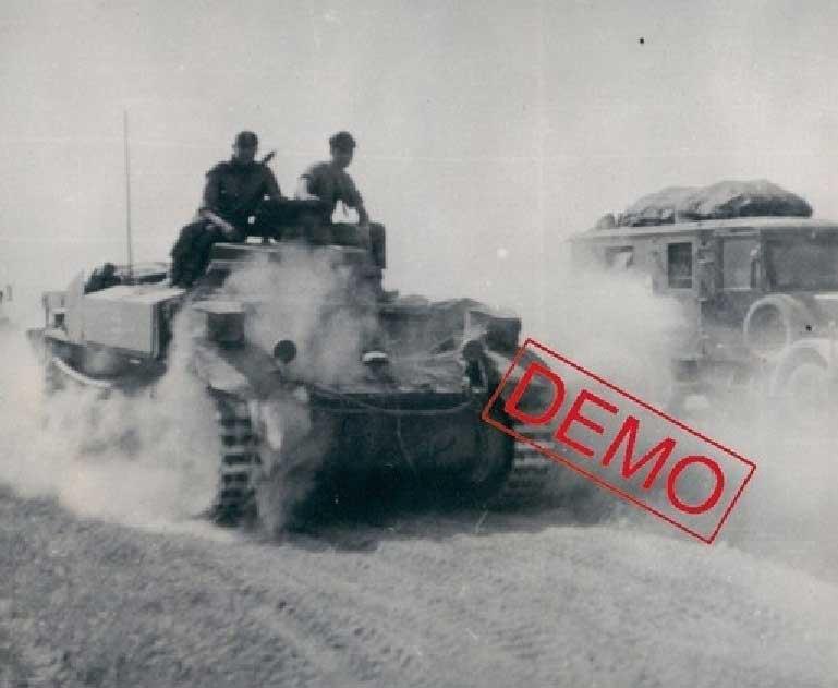 На тему где застряли немецкие танки