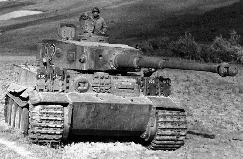 тигр игры танки