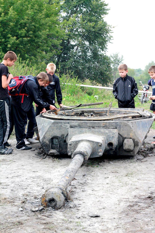 фото немецких танков и их названия