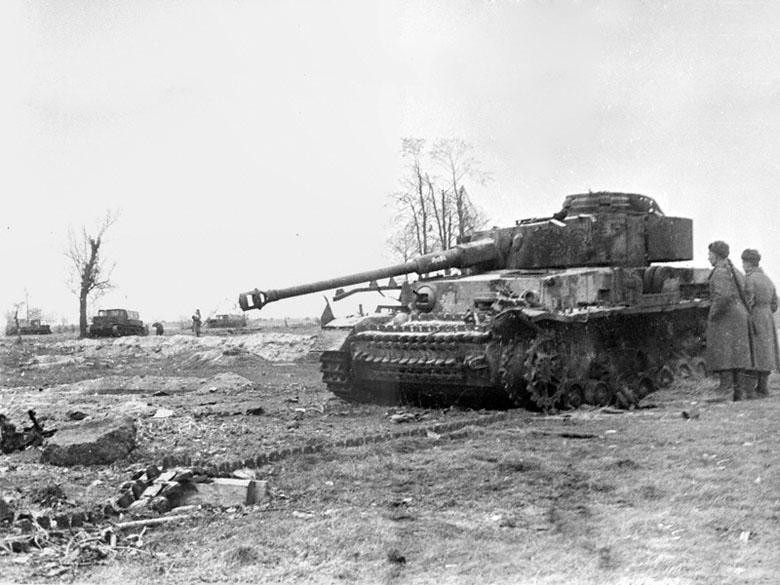 Танки 1941 1945 все на тему немецкие танки