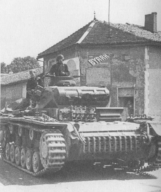 Немецкие танки великой отечественной