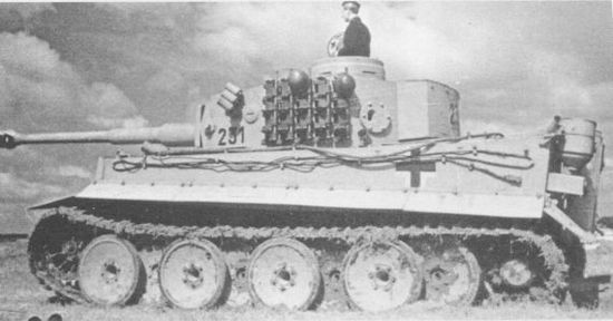 Все на тему немецкие танки времен вов