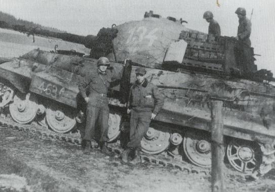 Немецкий танк е 75 --фотографии танков